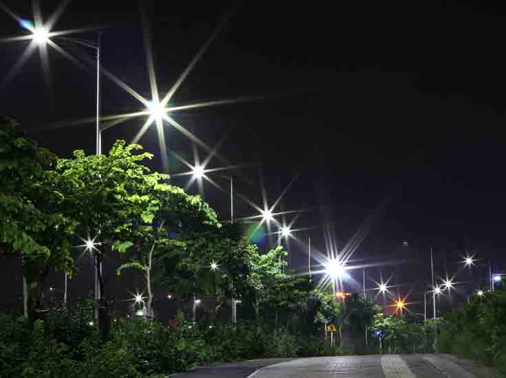 Sudarshan LED Street Lighting