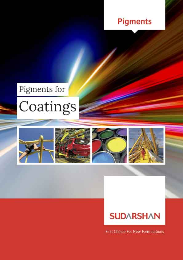 Pigments for Coatings Brochure