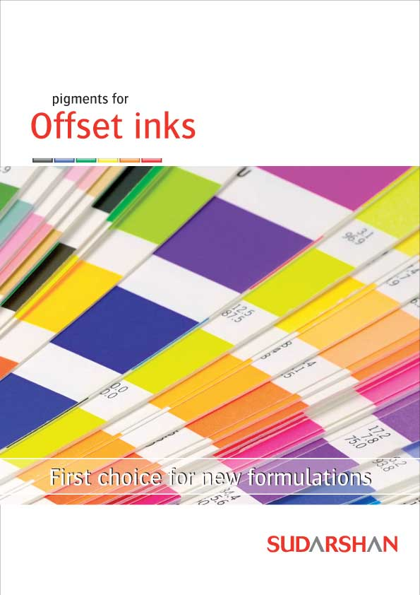 Pigments for Offset Inks Brochure